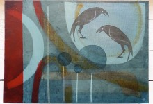 Two old crows – sold