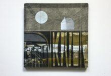 Wood panel paintings – see more on Instagram!