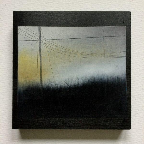 Mist over moor